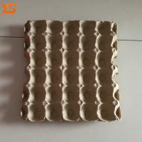 China 30 Cells Paper Pulp Egg Carton Paper Egg Trays For Sale Whatsapp:+8615638238763 on sale
