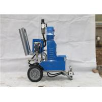 Quality Efficient Polyurea Spray Machine 4-10kg/Min Max Output For Building Exterior Wall for sale