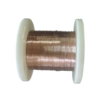 Quality 0.8mm 11 alloy wire (Cuni0.6) for S/R thermocouple wire SNC (RNC) for sale