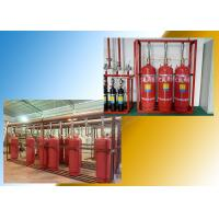 No Residue Oily Deposits Hfc 227 Fire Extinguishing System for Big Zone