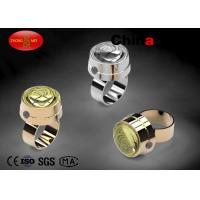 China Intelligent Product Rose Gold 10 Grams Smart Bluetooth Ring For Phone on sale