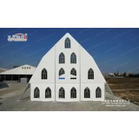 Quality Large Waterproof White Aluminum Outdoor Event Tent Guangzhou Facotry With Church Window for sale