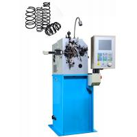 Quality Stability Extension Spring Machine High Accurate Unlimited Wire Feeding Length for sale