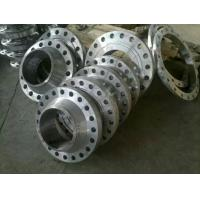 Forged raised face socket stainless steel tube weld