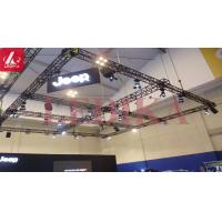 Quality Multifunctional Aluminum Alloy Stage Lighting 400*400MM Bolt Truss For Auto Show for sale