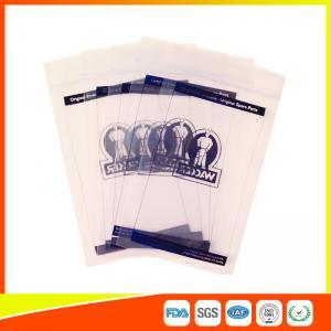 OEM LDPE Plastic Industrial Ziplock Bags for Packing Original Spare Parts