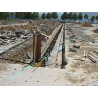 Quality Dual Arc Double Wire Welded Beams Fabricated Structural Steel Railway Station for sale