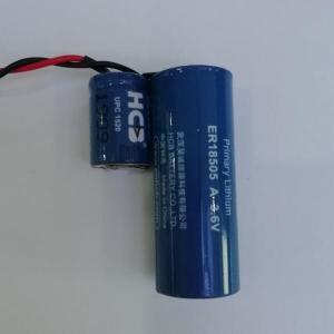 Quality Cylindrical ER14250 ER14505 ER18505 Primary Lithium Battery for sale