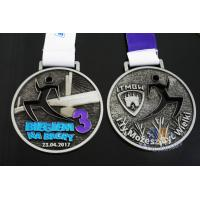 Quality Personalized Custom Sports Medals 3d Both Side Soft Enamel Eco-friendly for sale
