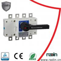 China AC On Load Isolator Switch RDGL White Black Un Grounded Copper Alloy Plated on sale
