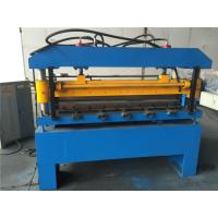 Quality Stainless Steel Coil Slitting Machine 5.5KW PLC Control 5 Ton Manual Decoiler for sale