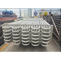 Quality ASME Standard Stainless Steel Boiler Economizer Revamping Modular Heat Exchange System for sale