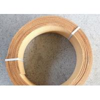 Quality Brake Band Industrial Friction Materials Excellent Oil Resistance for sale