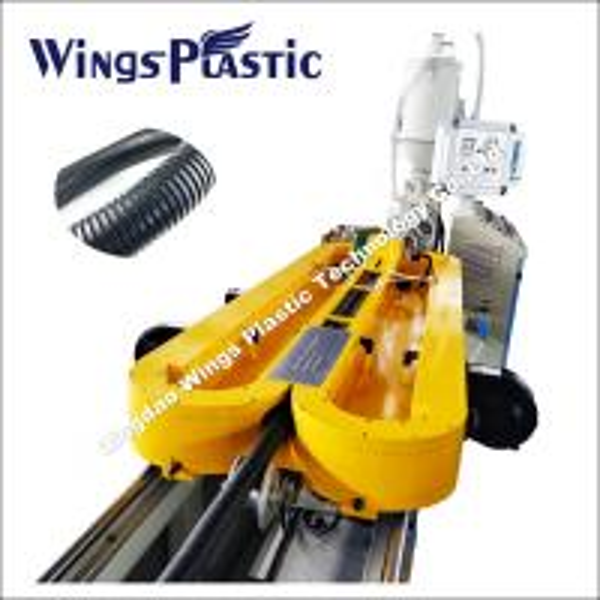 Buy Plastic Flexible Conduit Making Machine, Threading Hose Production Line at wholesale prices