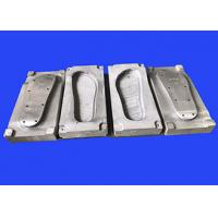 China High Reliability Shoe Sole Mold , Shoe Making Mold Robust Construction on sale