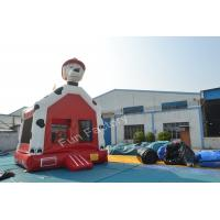 China Indoor Inflatable Bounce House , Inflatable Kids Jumping Trampoline on sale