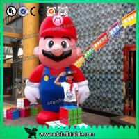 Quality Giant Inflatable Mario for sale
