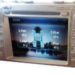 Buy cheap Car TPMS Sensor Tire Pressure Sensor DVD GPS TPMS Valve Sensors Kit from Wholesalers