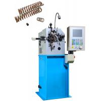 Quality Semi Elliptic Extension Spring Machine 400 Pcs/Min With 0.4 Kw Cam Axis Servo Motor for sale