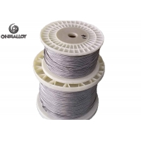 Quality PWHT 2.9mm 500M/Roll 19 Strands Nickel 200 Wire Rope for sale