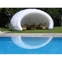 Quality Commercial Durable PVC Tarpaulin Tent / Inflatable Dome Party Tents for sale