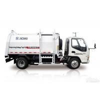 Quality City Side Loader Garbage Truck for sale