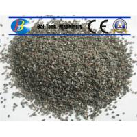 Quality Wear Resistant Sand Blast Media Aluminum Oxide Fused Crystal For Surface Finish for sale