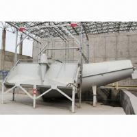 Quality Concrete Mixer Truck, Recycling Machine, Separate Minimum Aggregate Size of 0.15mm for sale