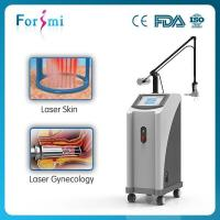 Quality co2 laser machine for san removal and vegina moistening and tightening for sale