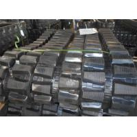 Buy cheap 350 * 52.5 * 104mm Track Loader Rubber Tracks For Takeuchi Tb035 Drilling from wholesalers