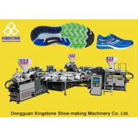 Quality Rotary Three Color TPR PVC Sole Making Machine Direct Injection Moulding for sale