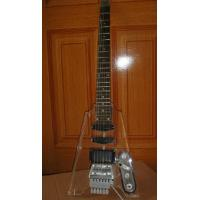 Quality 2015 New Arrival Headless Crystal Bass Guitar for sale