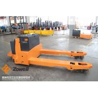 8 Ton Stand On Pallet Jack Electric Lift Motorized Pallet Stacker Hire Of Warehouseliftequipment