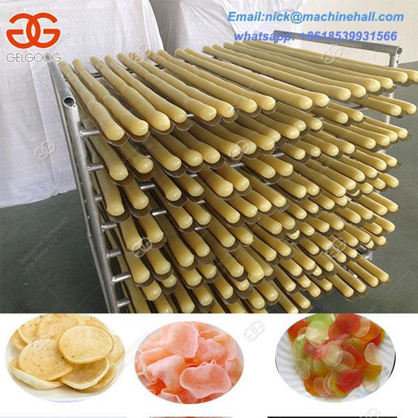 shrimp cracker production line