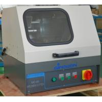 China Abrasive Metallurgical Cutting Machine with Cooling Device for Specimen Preparation on sale