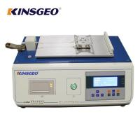 Quality 200×470mm Automatic Digital Friction Tester With 12 Months Warranty for sale
