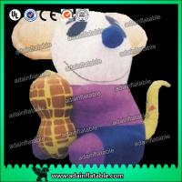 Quality Inflatable Mouse Cartoon Advertising Inflatable Rat for sale