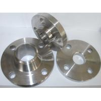 Quality UNS N06600 Inconel 600 Flanges , RF FF RTJ ASME B16.5 Pipe Connection Flange for sale