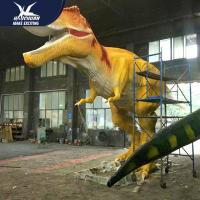 Quality Waterproof Life Size Models Of Animals / Dinosaur Garden Ornaments for sale
