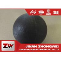 Quality 3 Inch Good Wear Resisitance Forged and Casting Grinding Steel Balls for sale