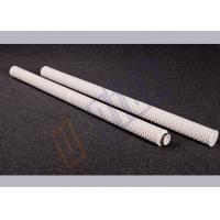 Quality 30 Inch Membrane Filter Cartridge / Cartridge Oil Filter With Glass Fiber for sale