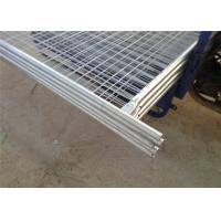 Quality Professional Budget Temporary Fencing , Safety Fence Panels Comfortable Touch for sale