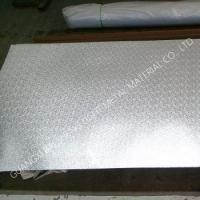 Quality Aluminum Stucco Embossed Sheet , Stucco Aluminum Sheet High Strength,0.2-2.0mm thickness for sale