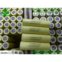 Quality Geniune LG HE4 2500mAh 20A 18650 3.7V li-ion battery for e-cig/Vape for sale