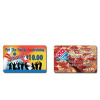 Quality Fundraising Cards/Fundraiser Discount Cards for sale