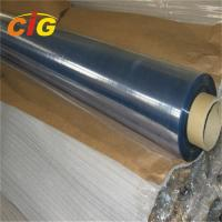 Quality Clear Flexible PVC Sheet PVC Film Roll With 0.06mm-0.5mm Thick For Packing Bag Use for sale