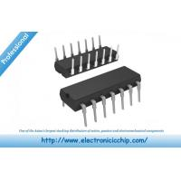 Quality LM324N Linear IC Quadruple Operational Amplifiers OPAMP GP 1.2MHZ 14DIP for sale