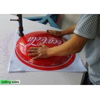 Buy cheap Professional Vacuum Forming Light Box With Logo Printed Customized Design from wholesalers
