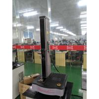 Quality Single Column Mechanical Testing Machine Compression Test 1KN ISO 37 ASTM D412 for sale