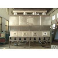 Quality Horizontal Type Powder Drying Equipment , Industrial Dryer Machine For WDG Line for sale